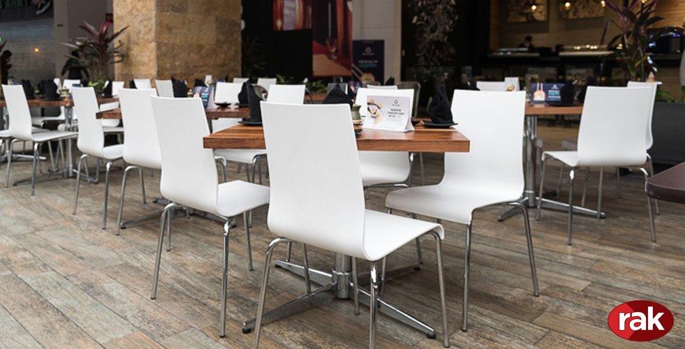 Rak mobiliario para restaurantes y cafeterias for Mobiliario para bar