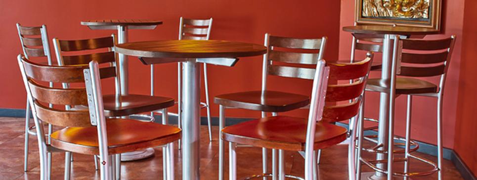 Bancos para bar y cafeterias for Fabricantes sillas peru